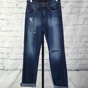 Joe's Jeans Classic Fit Loose Distressed B410